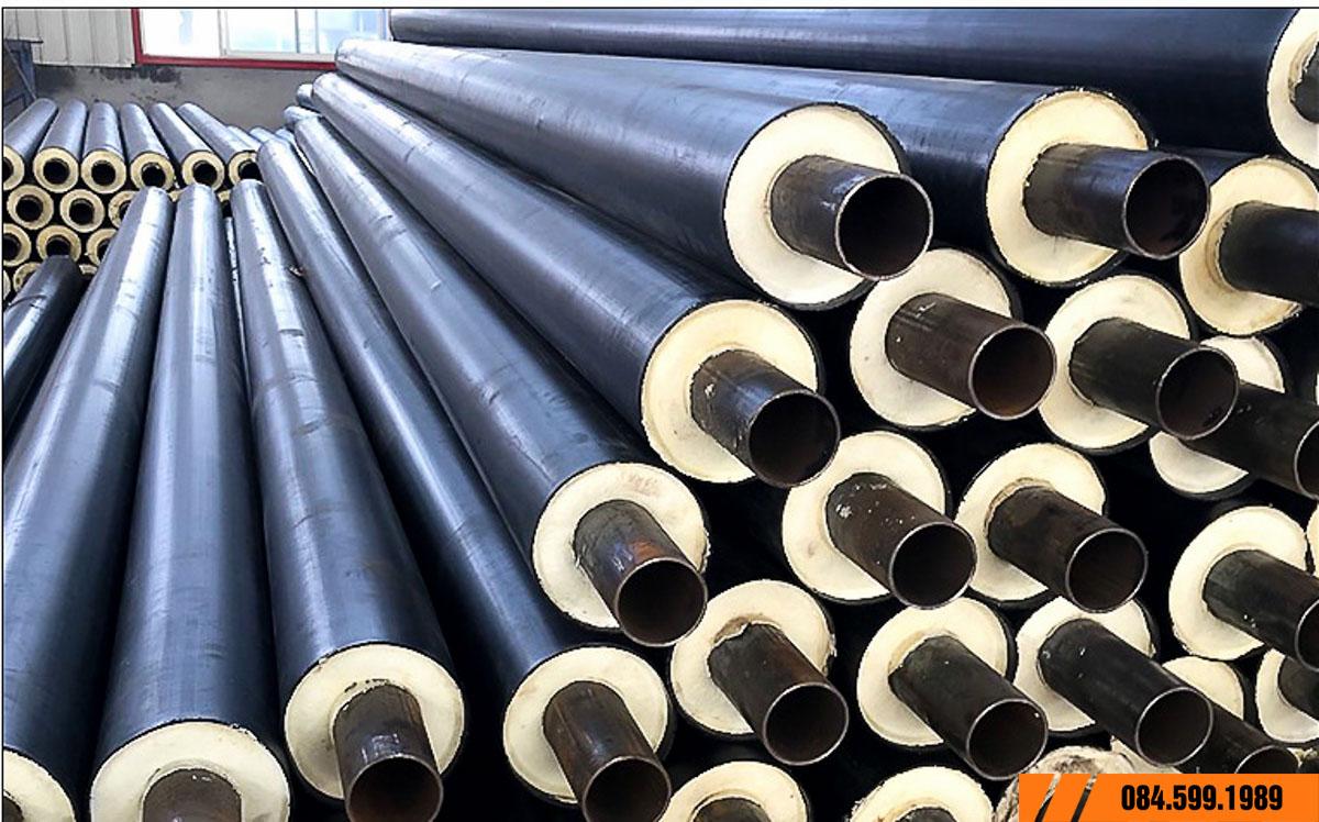 cách nhiệt đường ống ngầm