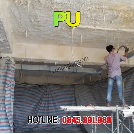 cách nhiệt trần nhà