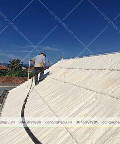 cách nhiệt mái tôn nhà xưởng